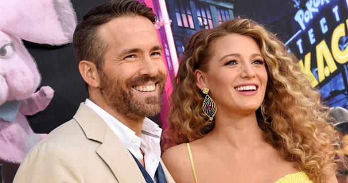 Ryan Reynolds et Blake Lively ont fait un don de 1 million de dollars pour le coronavirus au Canada