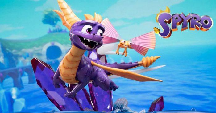 Activision serait en train de préparer un nouveau jeu Spyro the Dragon