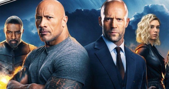 The Rock confirme un deuxième film Hobbs & Shaw
