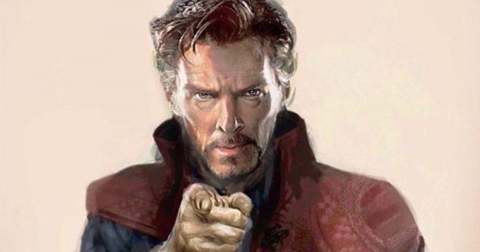 Doctor Strange vous demande de rester à la maison