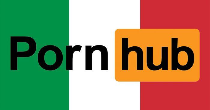 Pornhub offre un abonnement Premium à tous les Italiens en quarantaine