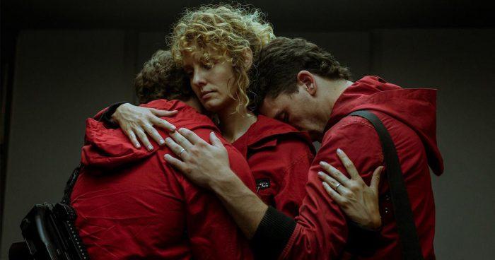 Une saison 5 et 6 pour la série La Casa de Papel de Netflix?