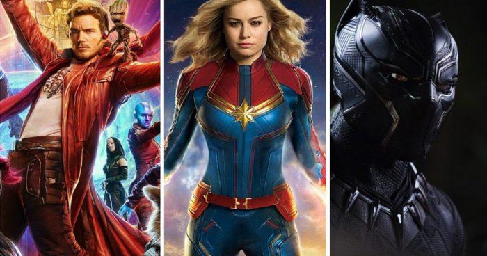 Marvel annonce plusieurs nouvelles dates de sortie pour la phase 4 du MCU