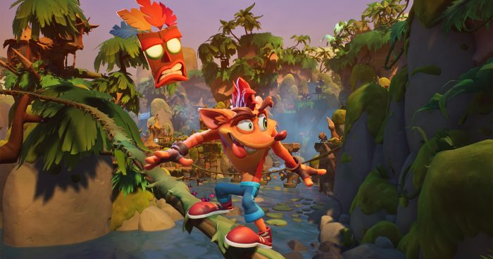 Crash Bandicoot 4: It's About Time se confirme avec une première bande-annonce