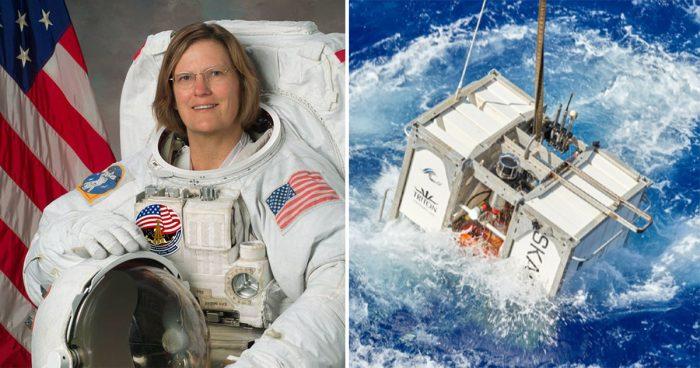 Ancienne astronaute, elle devient la première femme à plonger au point le plus profond de la Terre