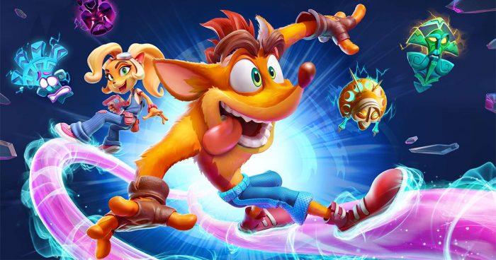 Crash Bandicoot 4 aura plus de 100 niveaux et de «nouveaux modes de jeu»