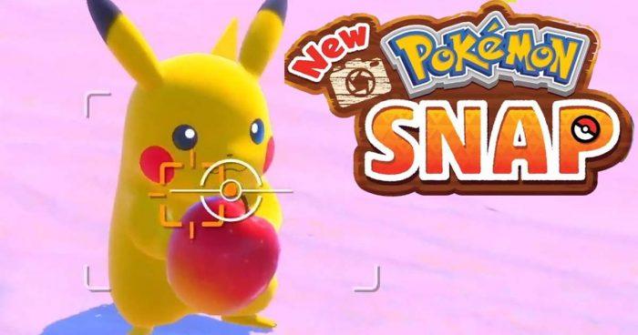 Nintendo annonce un nouveau jeu Pokémon Snap pour la Nintendo Switch