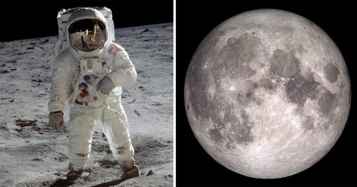 La NASA a l'intention d'envoyer la première femme sur la lune d'ici 2024