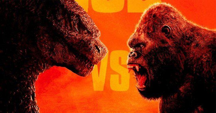 Godzilla vs Kong: L'affrontement entre les deux monstres sera très violent