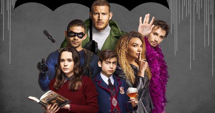 Netflix dévoile une première bande-annonce pour la saison 2 d'Umbrella Academy
