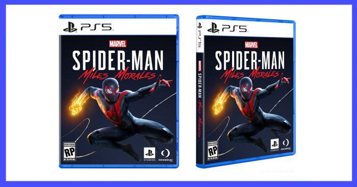Voici à quoi ressembleront les jeux physiques de la PlayStation 5