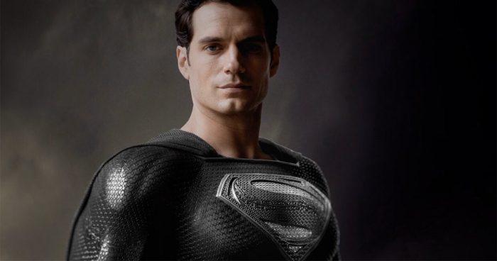 Justice League: Zack Snyder dévoile un teaser avec Superman dans un costume noir