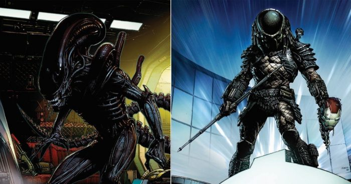 Marvel possède maintenant les droits des comics Alien et Predator