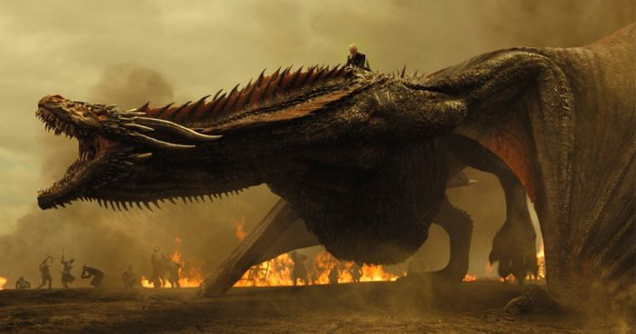 La nouvelle série Game of Thrones, House of the Dragon se prépare
