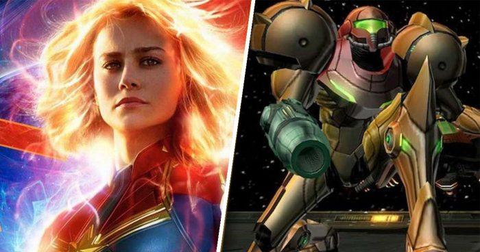 Brie Larson demande à Nintendo de la choisir pour jouer Samus dans un film Metroid
