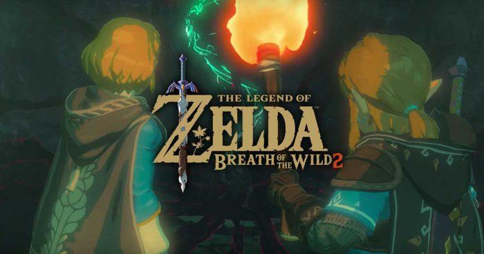 Le développement de Zelda Breath of the Wild 2 avance à grand pas