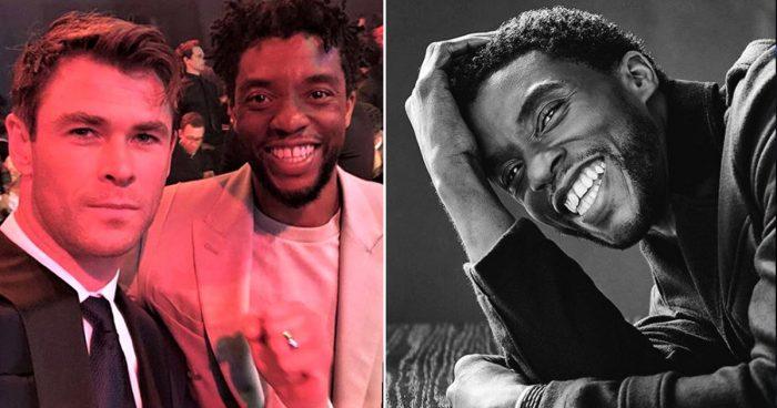 Marvel et les Avengers rendent hommage à Chadwick Boseman