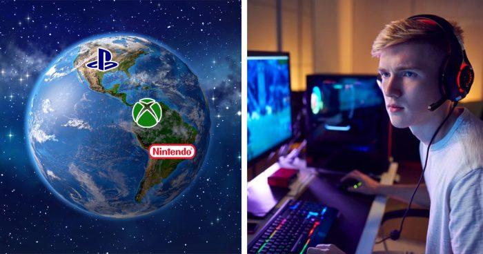Près de la moitié des personnes sur la planète joue désormais aux jeux vidéo