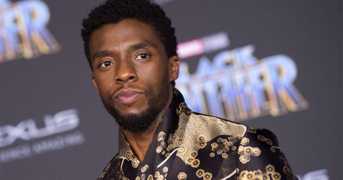 La star de Black Panther, Chadwick Boseman est mort d'un cancer à l'âge de 43 ans