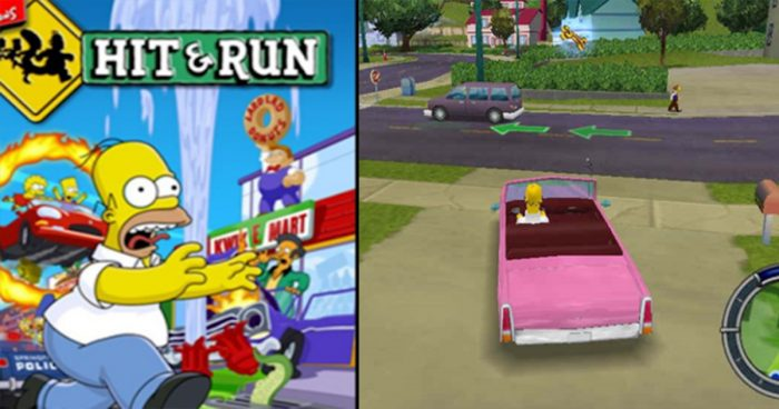The Simpsons: Hit & Run pourrait avoir un remaster