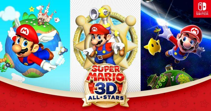 Voici où précommander Super Mario 3D All-Stars pour Nintendo Switch
