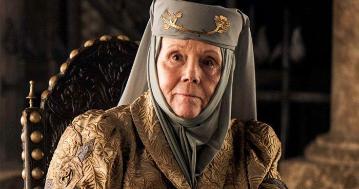 Diana Rigg, la star de Game of Thrones et James Bond est morte à l'âge de 82 ans