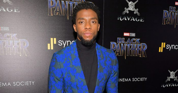 Marvel rend hommage à Chadwick Boseman en vidéo