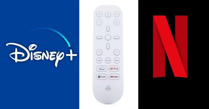 La PlayStation 5 aura Netflix, Disney+ et YouTube lors de son lancement