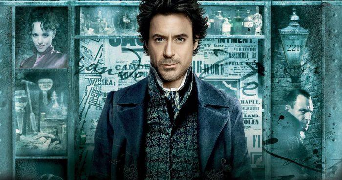 Robert Downeyr Jr veut créer un univers similaire au MCU avec Sherlock Holmes