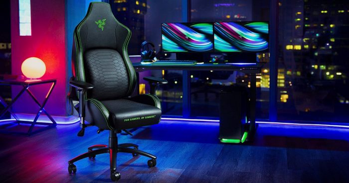 Razer dévoile sa première chaise gaming
