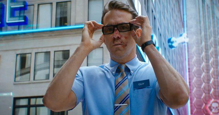 Un nouveau trailer pour le film Free Guy mettant de l'avant Ryan Reynolds et jeux vidéo