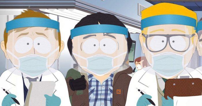 South Park: L'épisode spécial COVID-19 a battu le record des cotes d'écoute des 7 dernières années