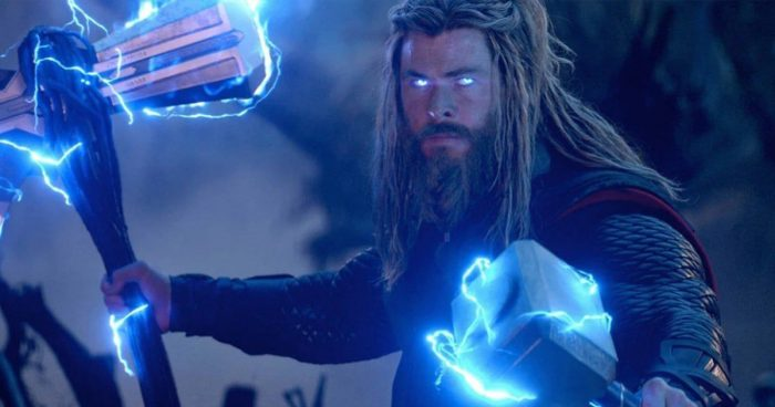 Chris Hemsworth tease du changement pour Thor dans Love and Thunder
