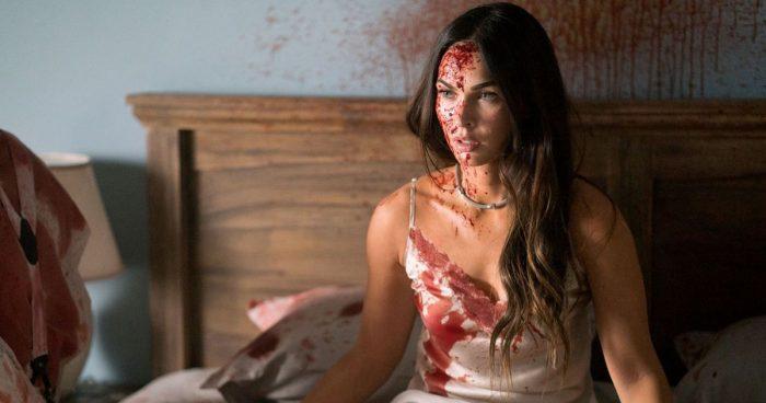 Megan Fox est menottée à son mari mort sur les premières images du film d'horreur Till Death