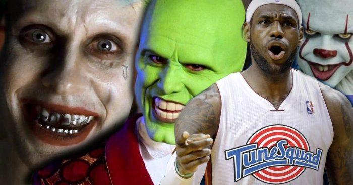 The Mask, Pennywise et le Joker seront au rendez-vous dans Space Jam 2