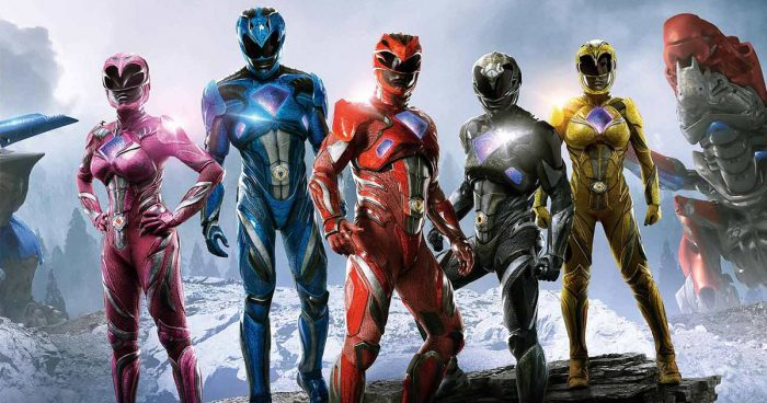 La franchise Power Rangers s'inspire de Marvel et annonce plusieurs films et séries connectés
