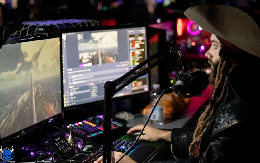Le Jour de LAN est un événement annuel qui rassemble des centaines de joueurs pour une compétition amicale. Les équipes sont choisies au hasard selon les niveaux de chacun.