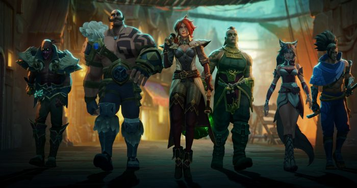 Riot présente son RPG League of Legends prévu pour consoles et PC