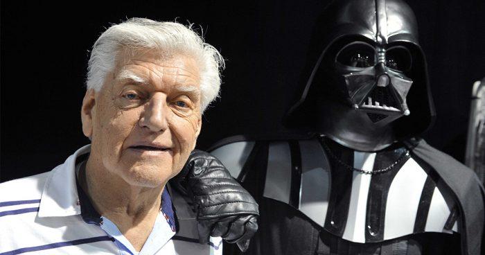 David Prowse, l'acteur derrière Darth Vader, est décédé