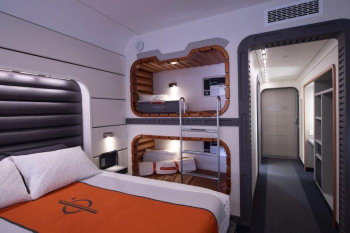 Disney World: Les chambres de l'hôtel de luxe Star Wars se dévoilent