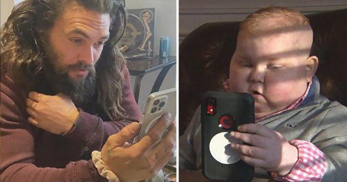 Jason Momoa surprend un jeune fan atteint d'un cancer du cerveau