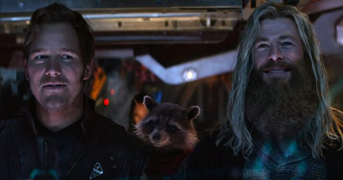 C'est confirmé, Chris Pratt fera partie de Thor Love and Thunder