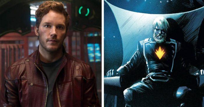 Marvel confirme que Star-Lord des Gardiens de la Galaxie est bisexuel