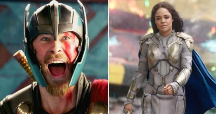 Tessa Thompson tease l'arrivé de nouveaux personnages dans Thor 4