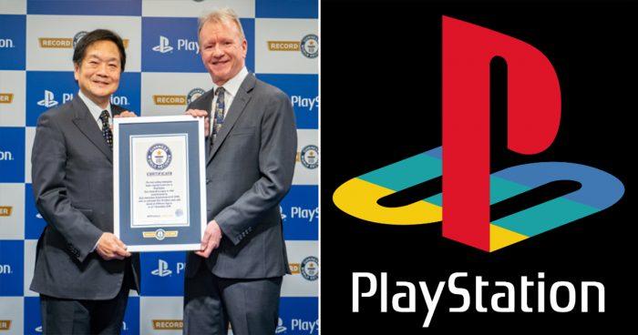 PlayStation est officiellement la marque de console de salon la plus vendue de l'histoire