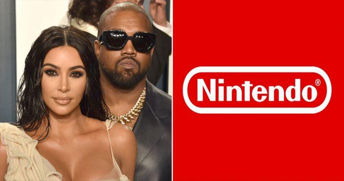 Le président de Nintendo a « décliné poliment » l'idée de jeu de Kanye West et Kim