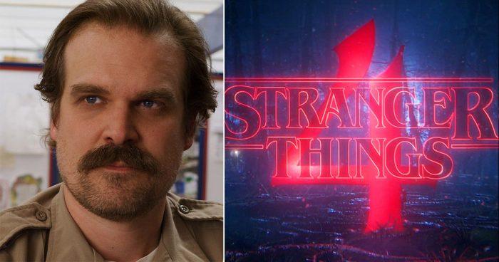 David Harbour a déclaré que la prochaine saison de Stranger Things était sa préférée