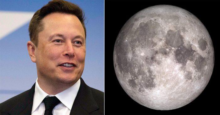SpaceX va faire des courses de voitures téléguidées sur la Lune en 2021