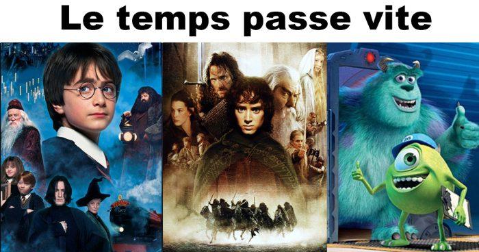 Ces 10 films vont avoir vingt ans en 2021