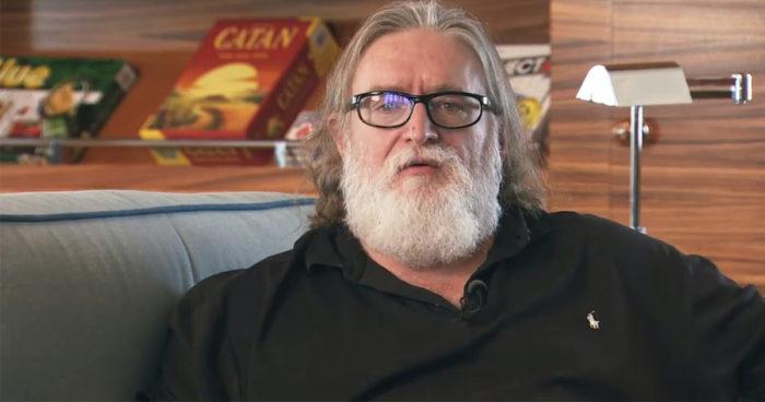 Gabe Newell confirme que Valve travail présentement sur plusieurs jeux non annoncés